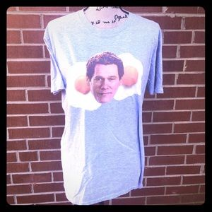 ⚜️ Kevin Bacon 🥓 & 🍳 T Shirt = 1,000,000 laughs!